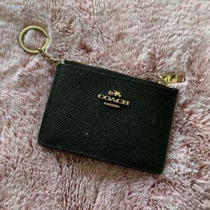 Coach Key Chain ID Wallet
